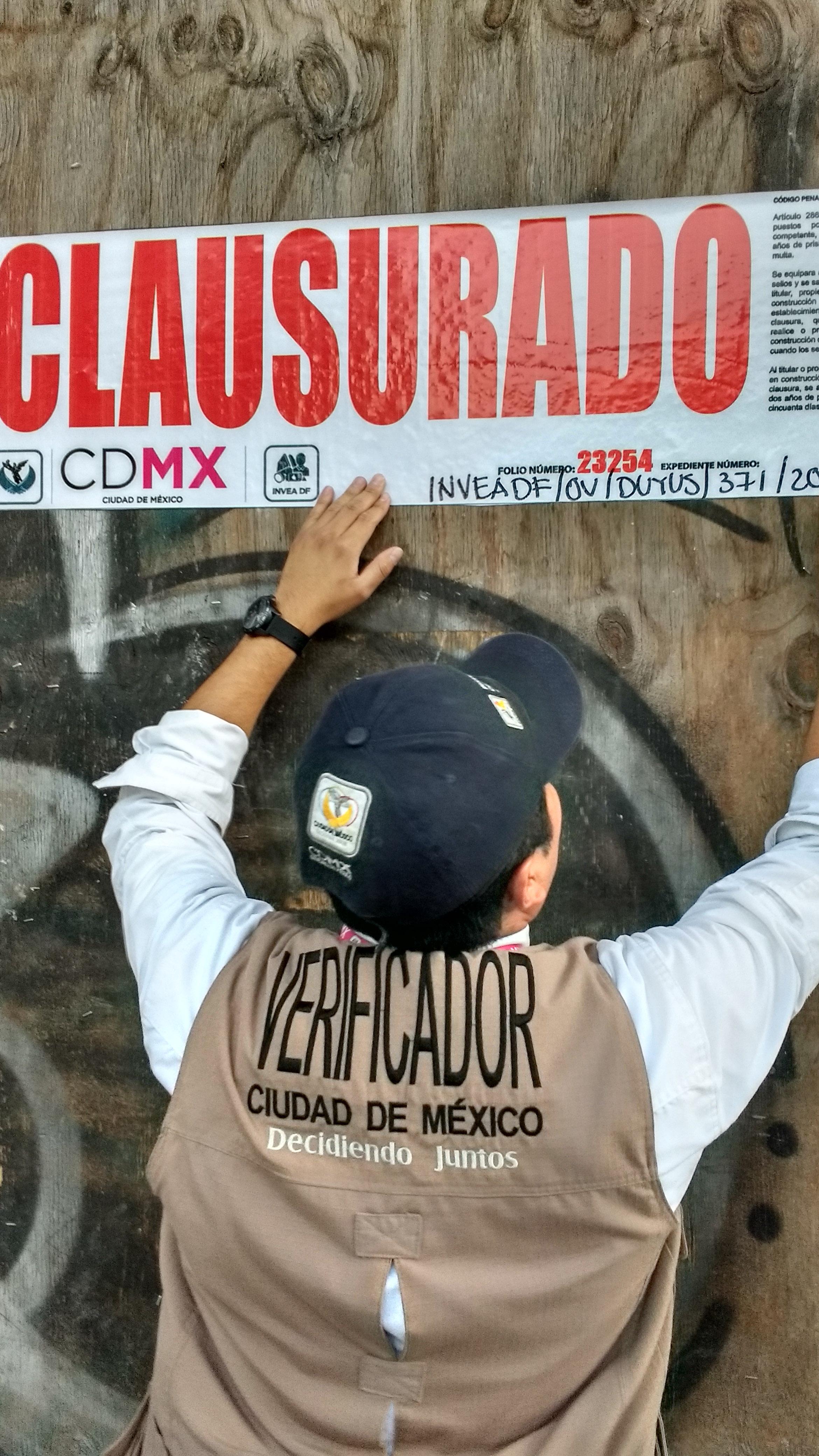 Clausuran Bares En Cuauhtémoc Y Benito Juárez Por Carecer De