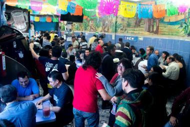 Foto: Facebook oficial Pulquería La Paloma Azul